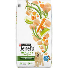 Purina Beneful Healthy Weight With Real Chicken Adult Dry Dog Food (48 lbs.)