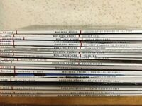 Lot of 21 Rolling Stones Magazines from 2008-2011
