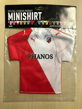 FC Utrecht Fussball Trikot fürs Auto - Mini-Trikot Kit Holland Minishirt #054