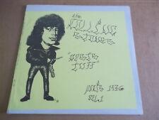 Rolling Stones - Hosts Tuff - Paris 1976 (Vol. 1) rare live LP Not Tmoq SEALED