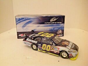 DAVID REUTIMANN #00 Aaron's 2010 1/24 Toyota Camry COT-- 1 of 1,263 NASCAR -USED