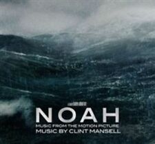 NOAH CD SOUNDTRACK - MUSIC FROM THE MOTION PICTURE (2014) - NEW UNOPENED