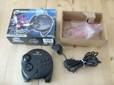 SEGA Saturn 3D Controller Pad -  UK - Genuine - NO GAME