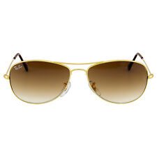 Ray-Ban Cockpit Light Brown Gradient Lens Sunglasses RB3362-001-51-56
