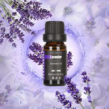 Lavender Essential Oils 10ml - 100% Pure & Natural - Therapeutic Grade Oil