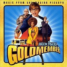 Austin Powers in Goldmember by Original Soundtrack - BRAND NEW AND SEALED CD