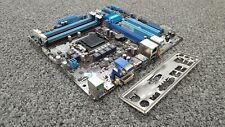 P8B75-M/CSM Asus HDMI VGA DVI-D LGA 1155 Micro ATX Motherboard + I/O Shield