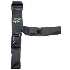 2 Point Adjustable Tactical Sling w/ Tavor Rifle Logo (Black)