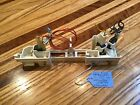 LATCH BOARD WB06X10676 SWITCH WB24X829 & WB24X830 OEM GE Microwave Oven photo