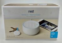 Nest Secure Alarm System Starter Pack w/Nest Cam Outdoor In Box Good