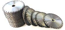 """100PK 4"""" Granite Turbo Diamond Saw Blade For angle grinder masonry, stone bond"""