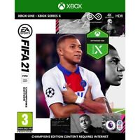 FIFA 21 CHAMPIONS EDITION EA SPORTS WITH BONUS XBOX ONE / SERIES X PREORDER