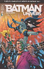 BATMAN UNIVERS HORS SERIE 1 DC comics Urban 2016