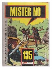 MISTER NO N° 135 BE