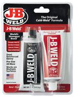 J-B Weld 8281 Steel Reinforced Cold-Weld Epoxy, 10 Oz