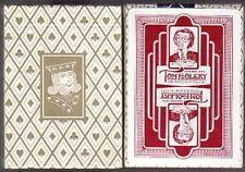 Rare Bicycle Tom Foolery Mullica Playing Cards, Decks! Ohio Made!