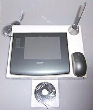 Wacom Intuos 3 ptz-431w Tablette graphique + Grip Pen zp-501e + zc-100 Souris