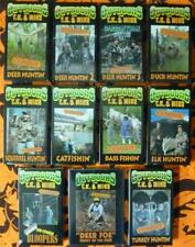 TK & Mike Complete Set of Eleven Hunting & Fishing Comedy DVD