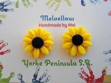 Sunflower earrings Melvellous