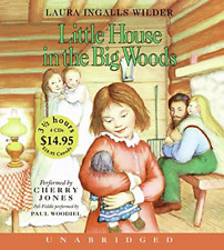 Little House In The Big Woods Unabr CD Low Price, Audio CD, Free shipping
