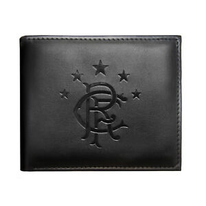 Rangers FC Wallet Money Faux Leather OFFICIAL Football Gift