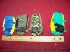 1:6th Scale GI Joe Backpack Lot of 4 New at wholesale price