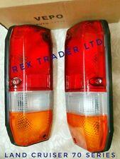 2 × Back lights for Landcruiser 70 Series BJ70, BJ73, BJ74. RH and LH
