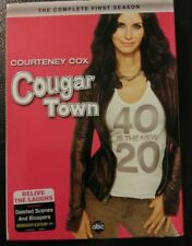 COUGAR TOWN SEASON ONE BOXSET DVD