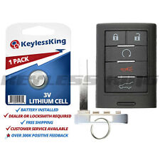 Keyless Entry Remote Car Security Key Fob for 2010-2015 Cadillac SRX NBG009768T