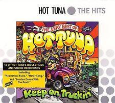 Keep on Truckin': The Very Best of Hot Tuna by Hot Tuna (CD, Jun-2006, RCA)