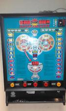 Merkur Nova Super Jackpot auf Euro,Spielautomat,Geldspieler aus den 80er