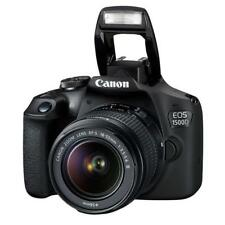 "Canon EOS 1500D 18-55mm 24.1mp 3"" Brand New"