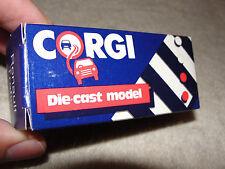 CORGI (1985) DIE-CAST MODEL - RENAULT TRAFIC