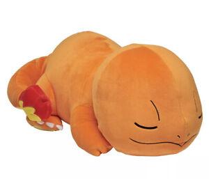 Pokemon Adorable Sleeping Charmander 18 Inch Plush