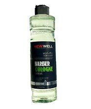 NEW WELL LUXURY BARBER COLOGNE MEN AFTERSHAVE SPLASH SMOKED PINE FRAGRANCE 400ML