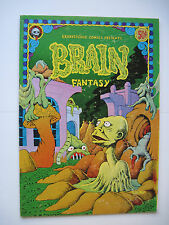 Brain Fantasy #1 (DC, 5/74) FN/VF Dominguez-a/Nice!!