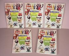5 Kreiss Psycho Ceramics Books Price Guides reference by King 1998 Out of print