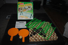 NERF Table Tennis Ping Pong Vintage 1982 in BOX Parker Brothers Official EXC