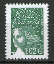 TIMBRE N° 3456 NEUF XX SANS PHOSPHORE - MARIANNE DE LUQUET - 1.02 €