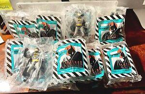 1993 Batman Animated Series McDonalds Happy Meal Toy - BATMAN Under Age 3 NEW