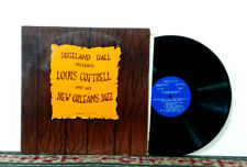 Louis Cottrell New Orleans Jazz Band, Dixieland Hall Presents Signed / Autogtaph