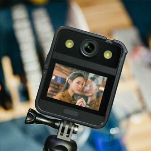 SJCAM A20 4K 1080P 2.4G Body Camera Wearable Laser Infrared Security Camera