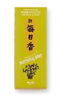 Nippon Kodo Morning Star - Incenso Giapponese - Pin 200 Bastoncini + Porta