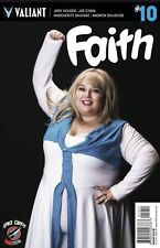 Faith #10 Valiant Comic Book Space Cadets Cosplay Store Exclusive Variant