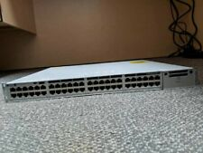 New Cisco Catalyst 9300U-A 48 port PoE+ Network Essentials switch