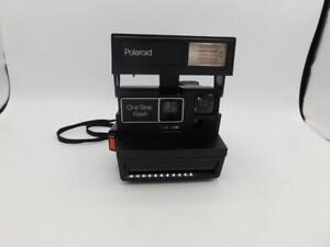 Polaroid One Step Flash Instamatic Camera 600 Film