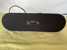 Creative D80 Wireless Bluetooth Speaker w/ Aux In, Tested Works Great