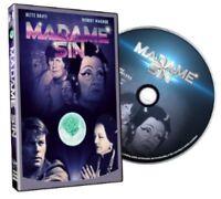 Madame Sin [New DVD] Full Frame
