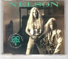 (HI760) Nelson, (Can't Live Without Your) Love & Affection - 1990 CD