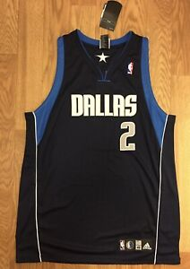 Jason Kidd Signed/Autographed Dallas Mavericks Basketball Navy Blue Jersey NBA
